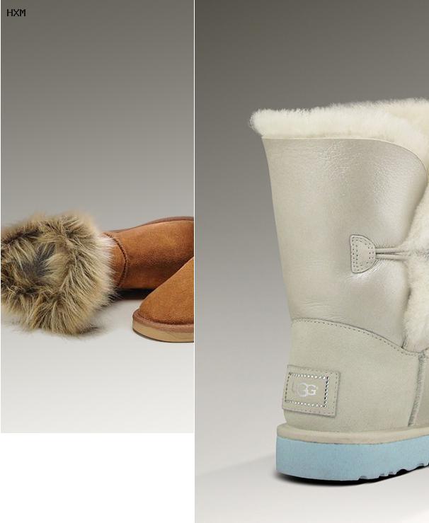 boots ugg en promotion
