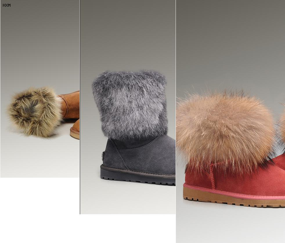 botte ugg nouvelle collection