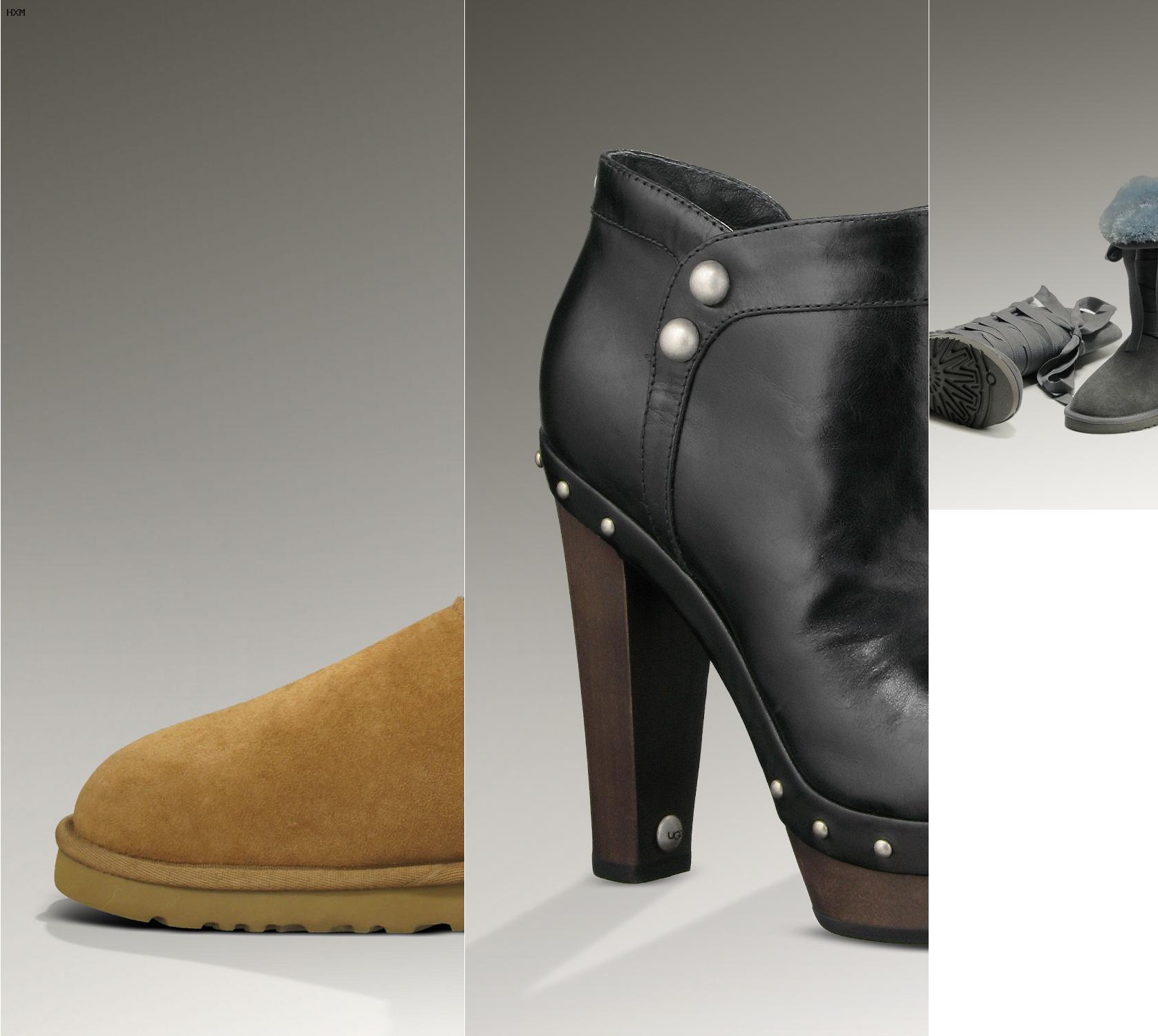 bottes ugg femme promo