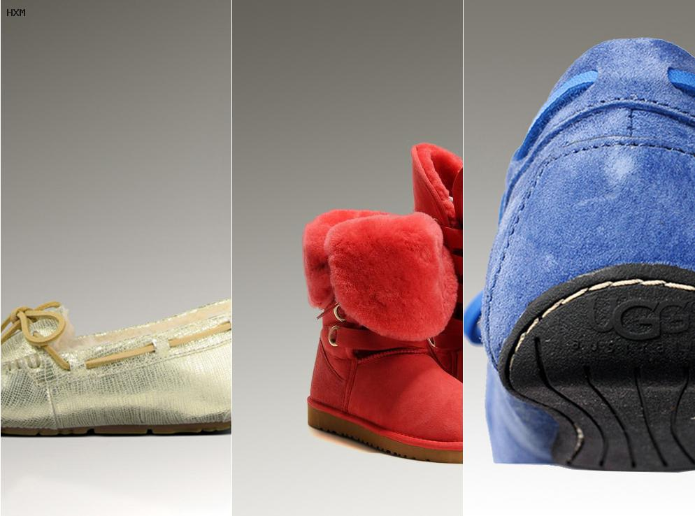 bottes ugg taille grand ou petit