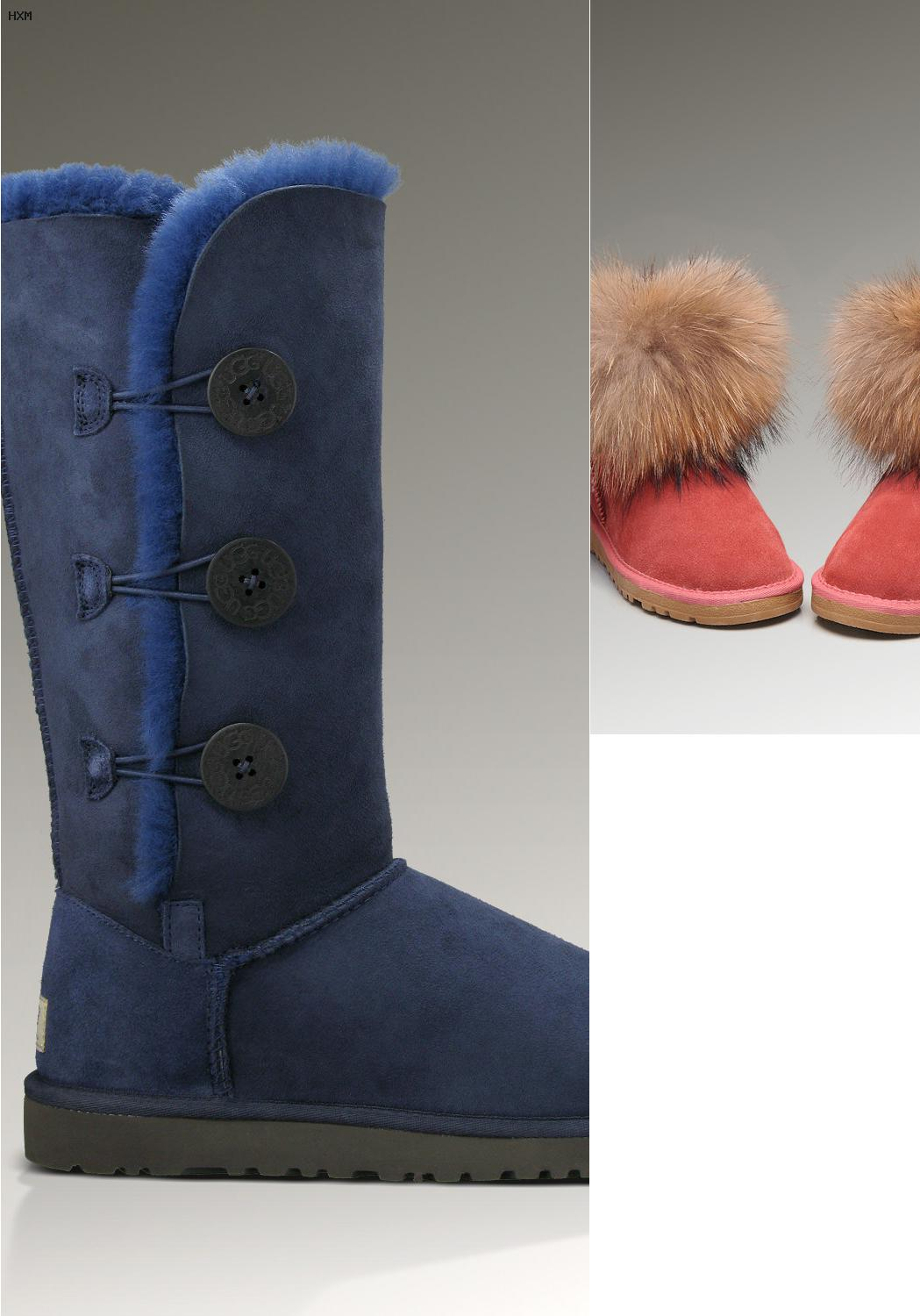 chaussons ugg homme soldes
