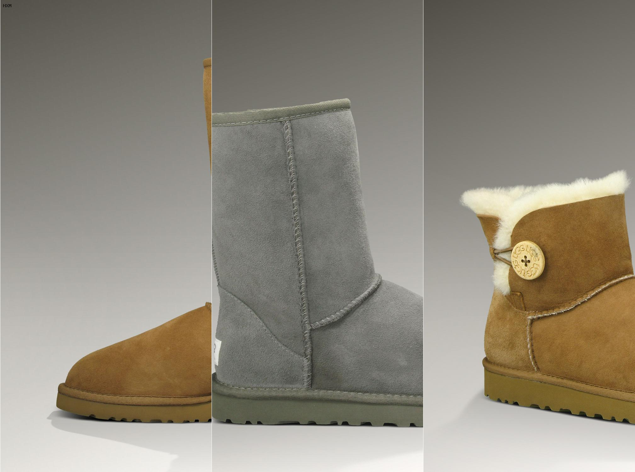 compensee ugg blanche