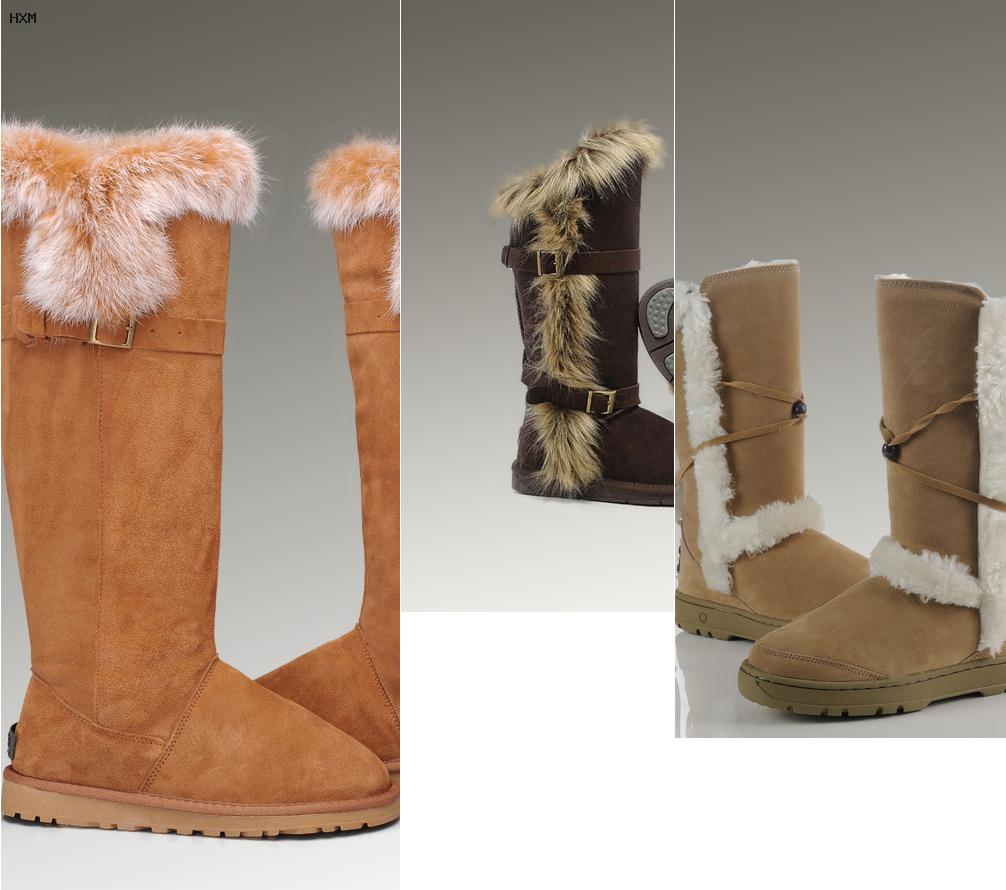 difference entre australia luxe collective et ugg