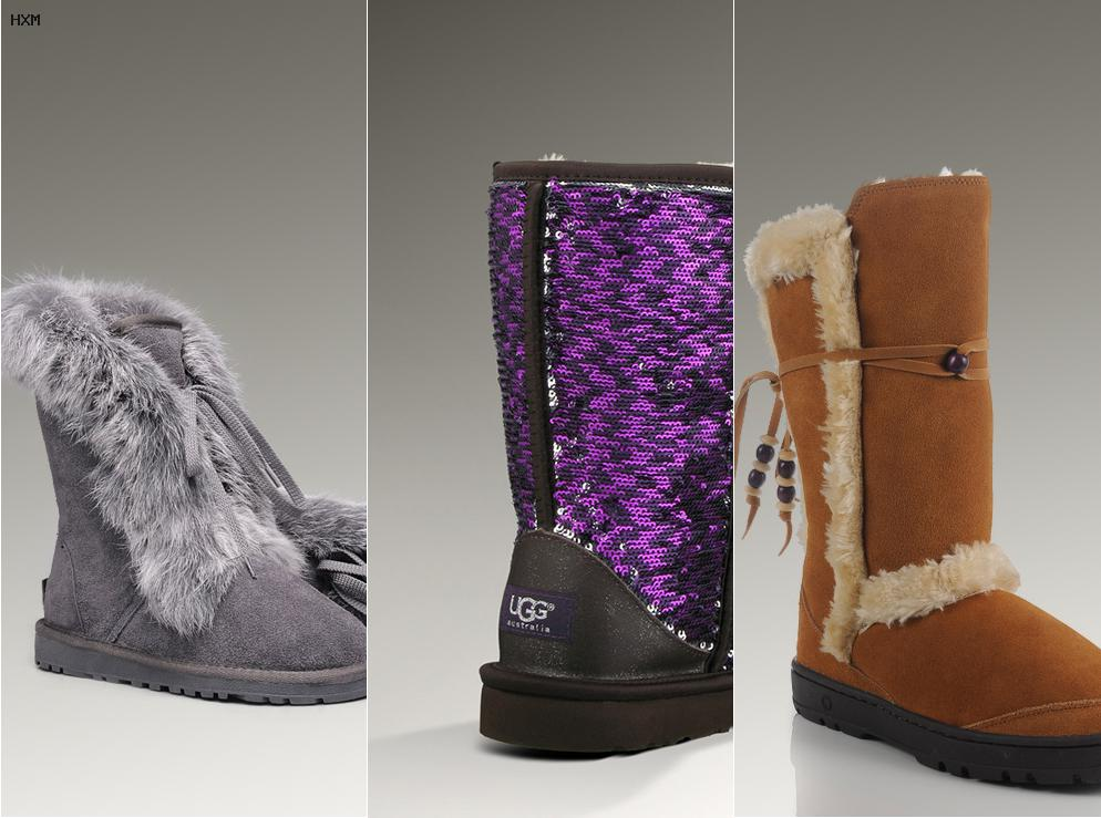 guide taille ugg bebe