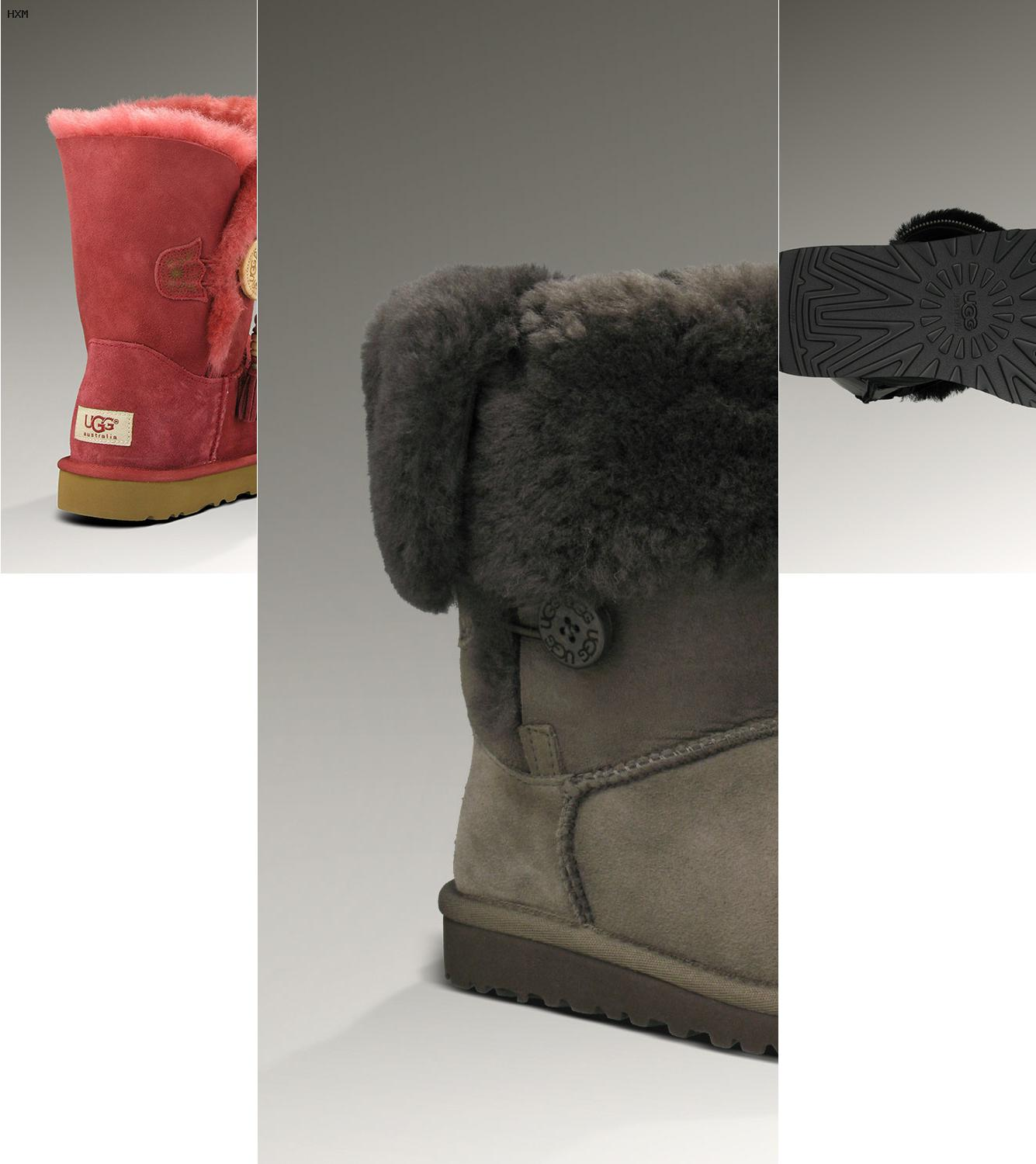ugg a lacets