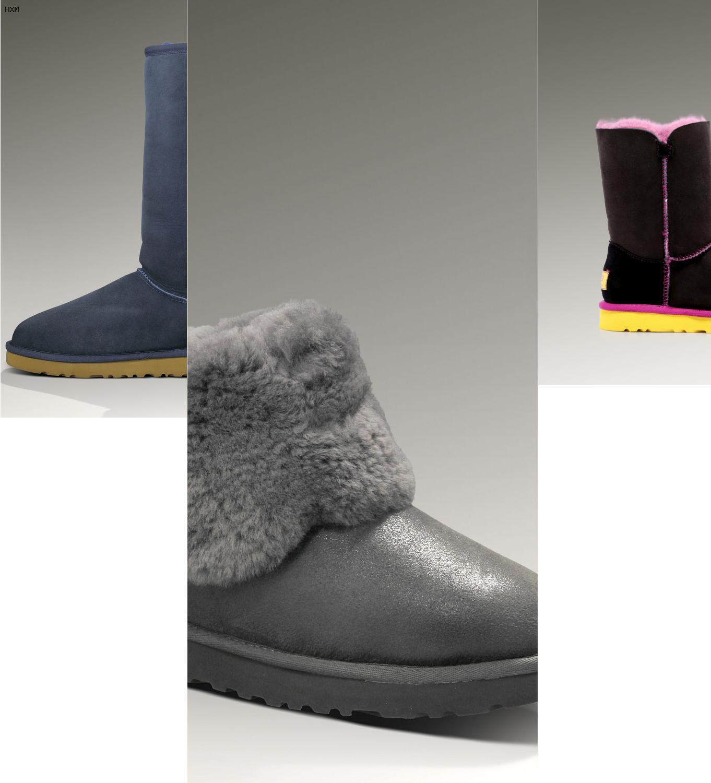 ugg black classic cali moc campfire boots