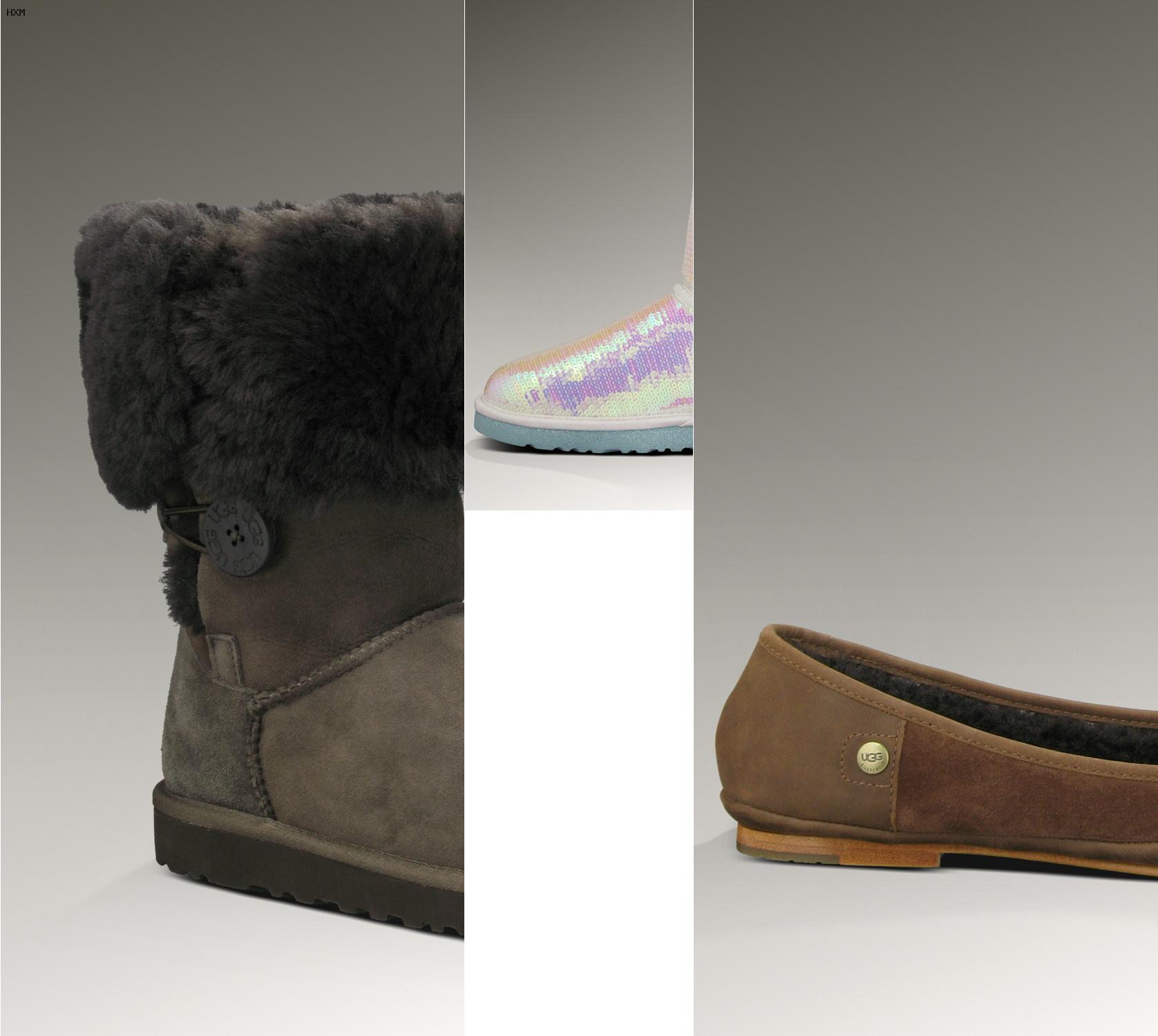 ugg lacets