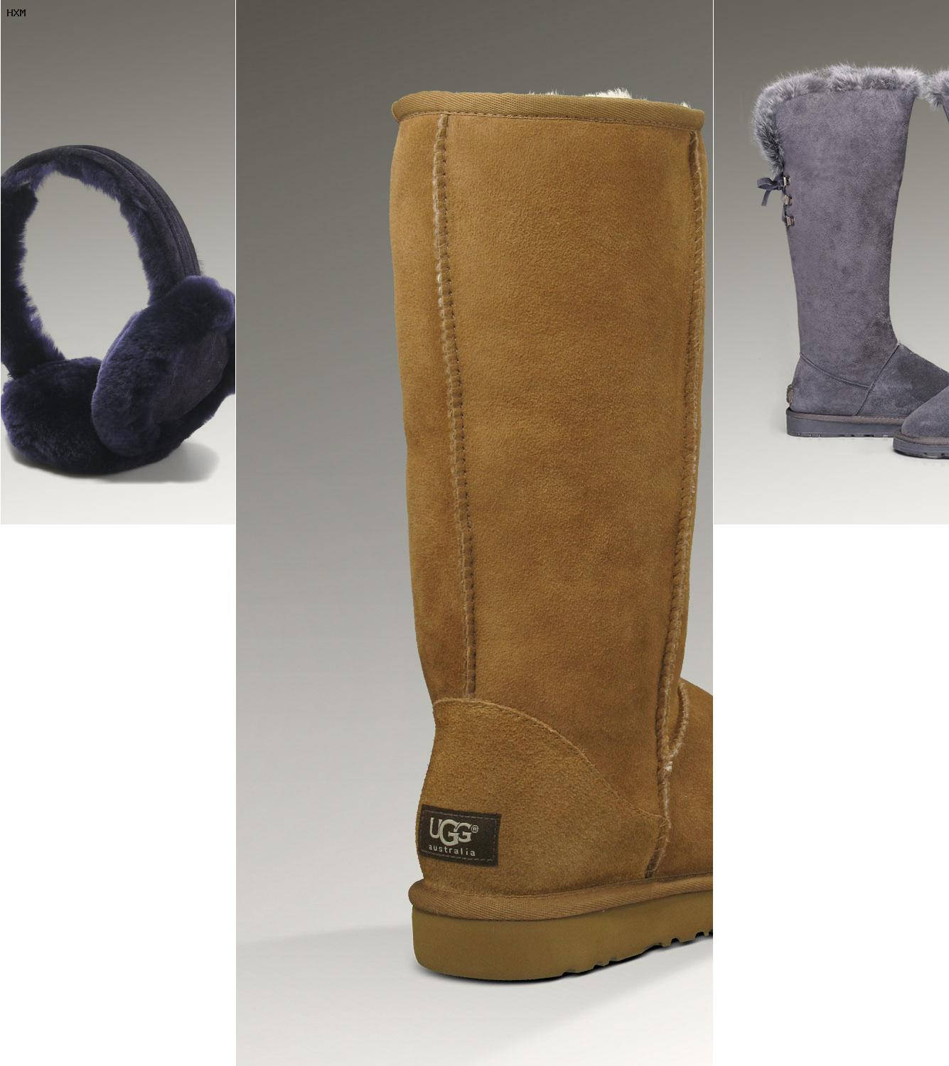 ugg luxe boots