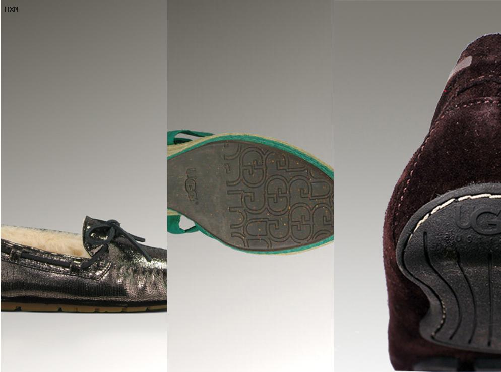 ugg milla boots black
