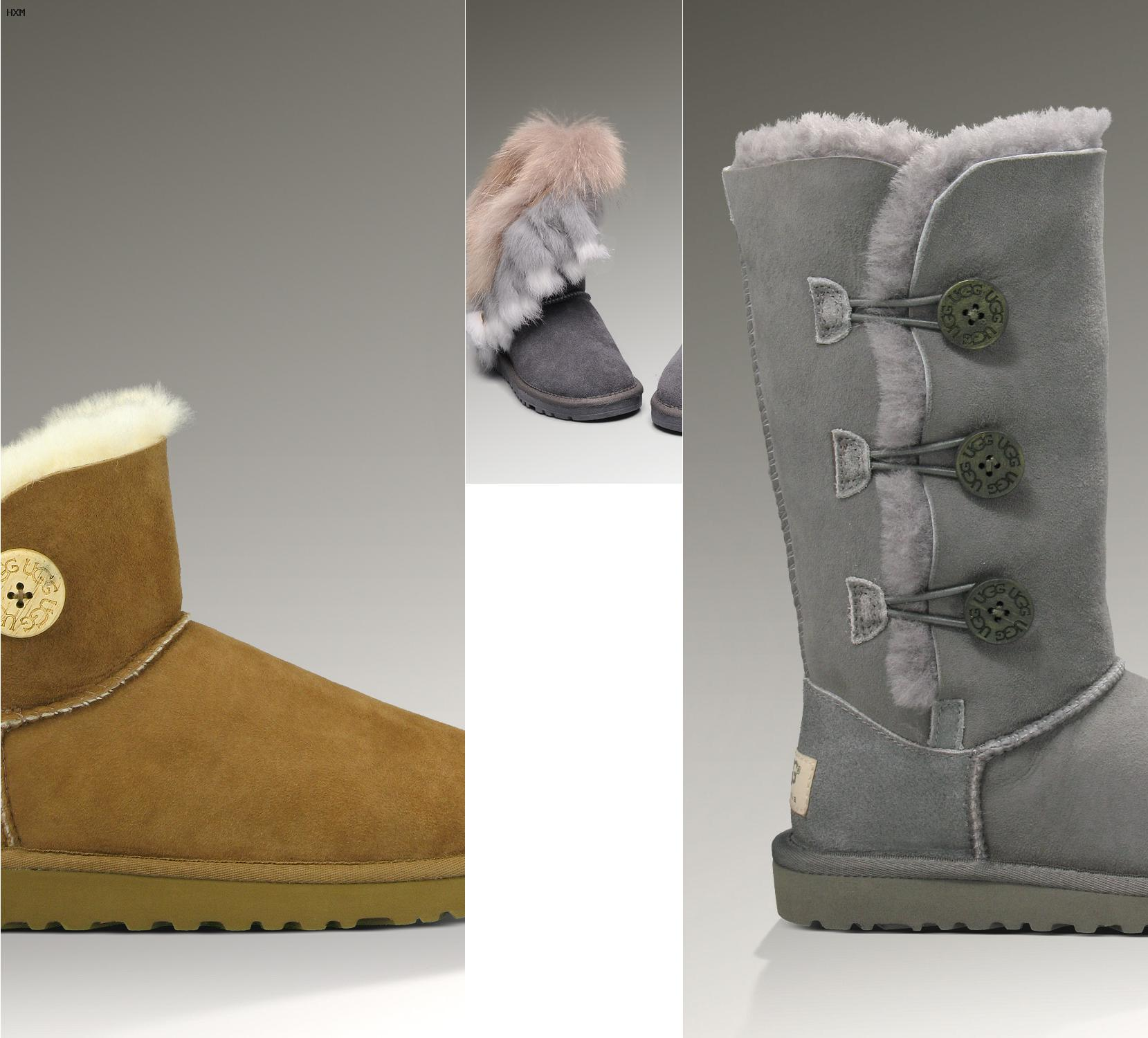 ugg taille 34